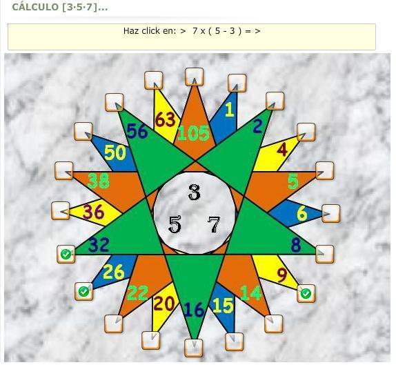 Juegos De Operaciones Matematicas Para 5 De Primaria