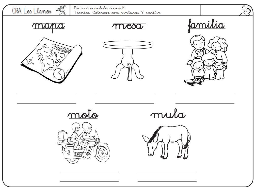 Recursos educativos > Tag > letra m - Didactalia: material educativo