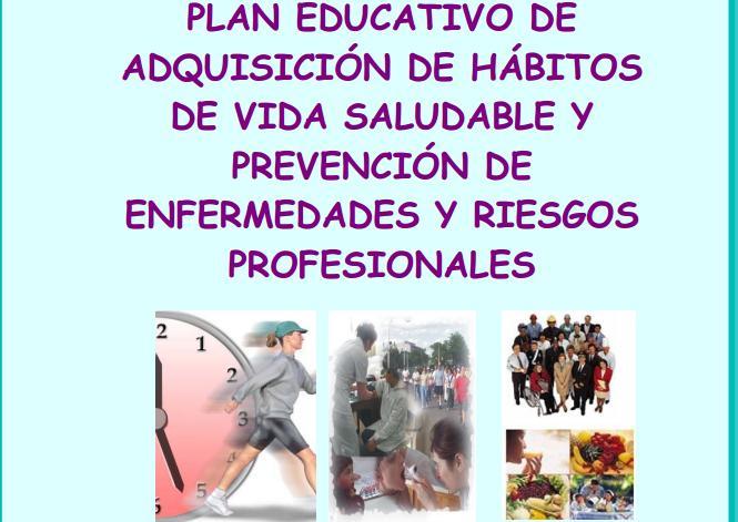 Hábitos de vida saludable y prevención de enfermedades - Didactalia