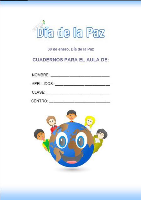 Cuaderno para el día de la Paz (Junta de Castilla y León ...